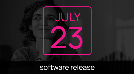 The Latest Updates Coming to isolved on Friday, July 23