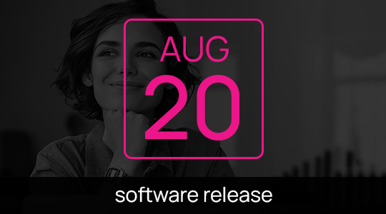 See the new changes to isolved that are going live on Friday, August 20