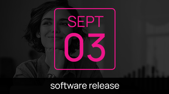 Important changes to isolved People Cloud going live on Friday, September 3